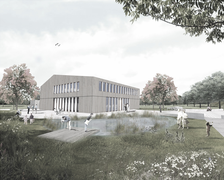 umweltbildungszentrum augsburg christoph keiner architekt. Black Bedroom Furniture Sets. Home Design Ideas